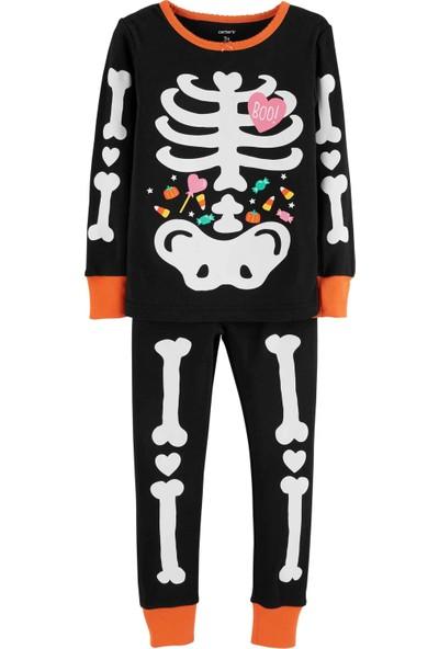 Carter's Kız Bebek 2'li Pijama 14985015