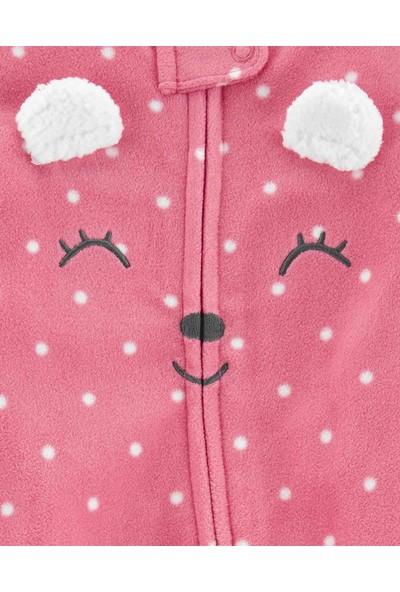 CARTERS Kız Bebek Polar Tulum 18475510