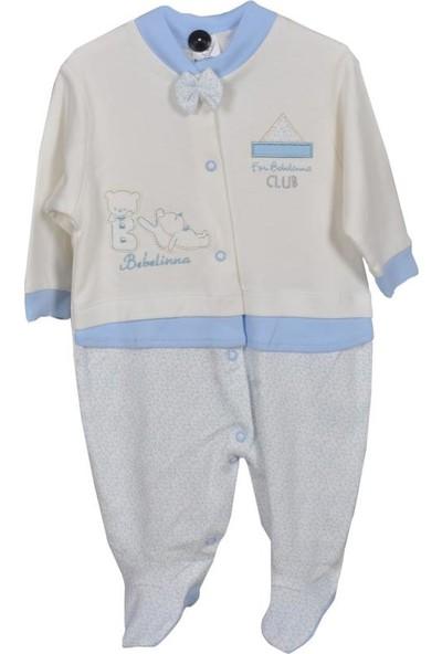Sema Baby Bebelinna Penye Tulum Erkek Bebek Giyim