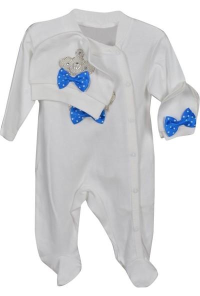 Sema Baby Eda Lüks Tulum Set Bebek Giyim