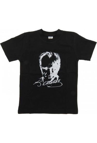 Bbr Kids Baskılı Atatürk T-Shirt