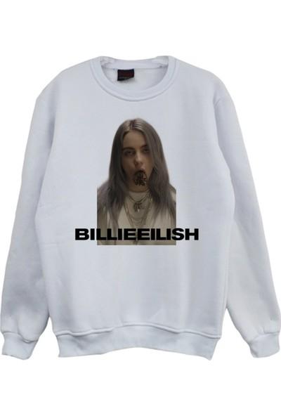 Stoned Billie Eilish-Sweatshirt