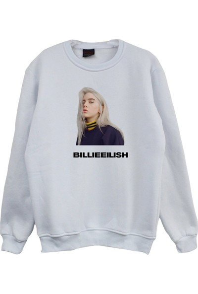 Stoned Billie Eilish-Sweatshirt