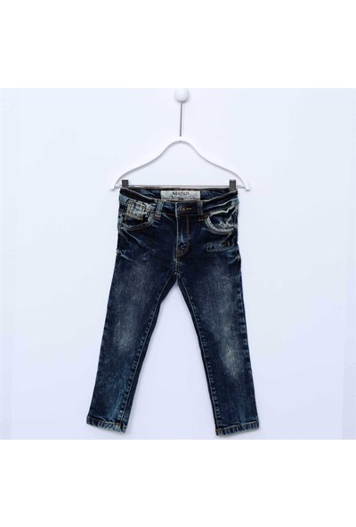 Silversun Erkek Çocuk - Kot Pantolon - Pc 74405