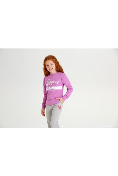 Wonder Kids Kids Kız Kız Sweatshirt