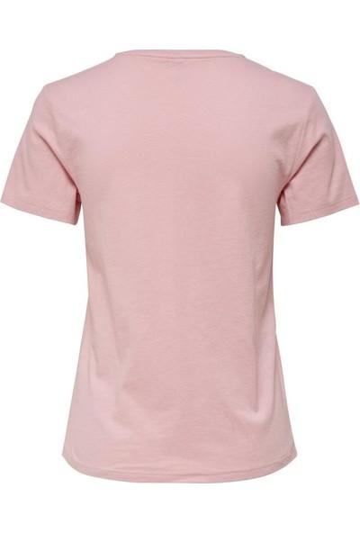 Only Mood Kadın T-Shirt