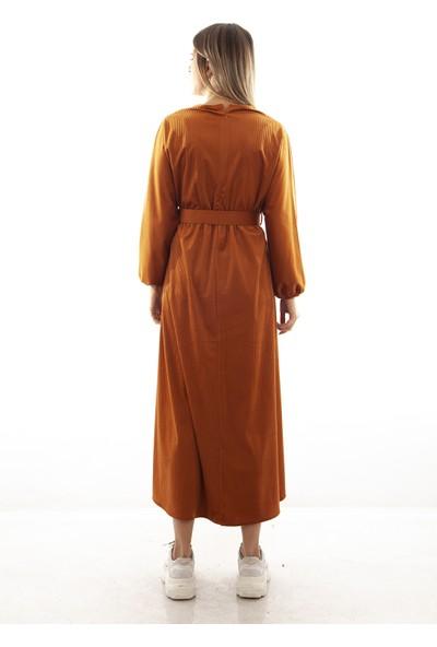 Arda New Line Kadın Tarçın Elbise 3502900.51