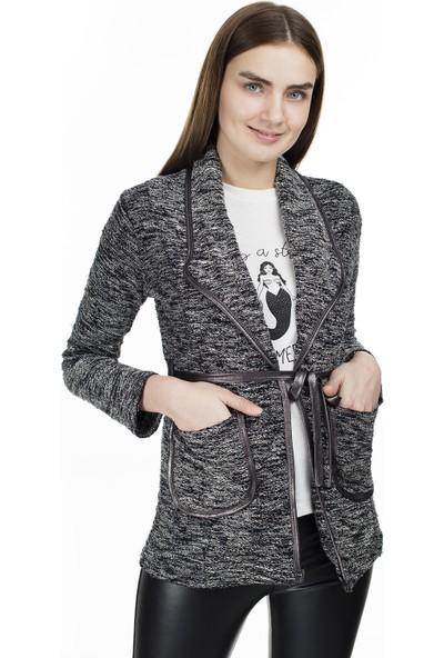 Lela Belden Bağlamalı Hırka Kadın Hırka 51916200