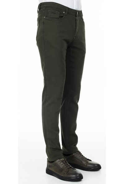 Buratti Polo Club Jeans Erkek Pamuklu Pantolon 1931004O