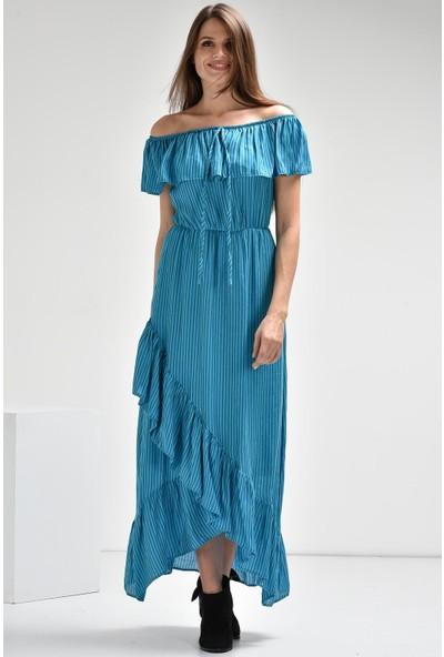 Bluecat Turkuaz Elbise