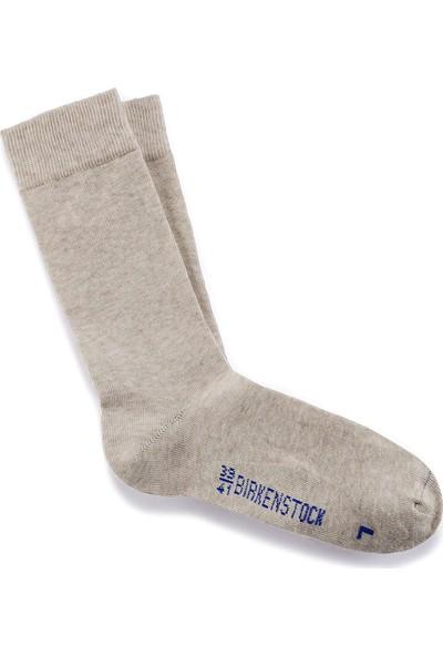 Cotton Sole Bej Erkek Çorap