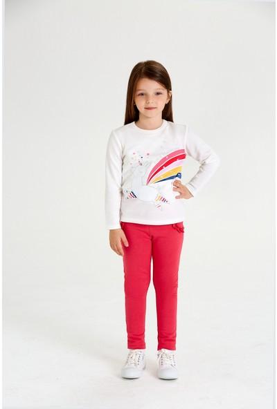 Wonder Kids Toodler Kız Sweatshirt