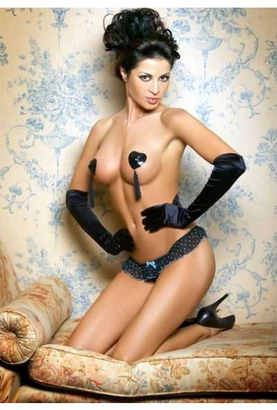 Mite Love Pullu Püsküllü Göğüs Ucu Kapatıcı Standart
