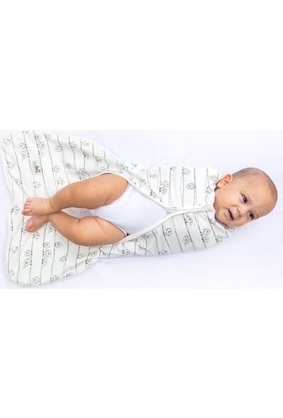 Owli Kız Bebek Kundak Uyku Tulumu 0-36 Ay India Girls