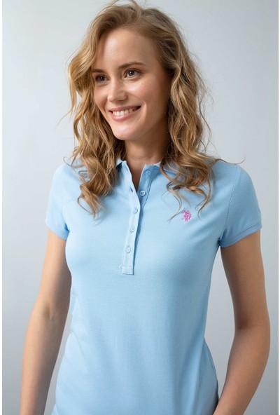 U.S. Polo Assn. Kadın T-Shirt 50202756-Vr036