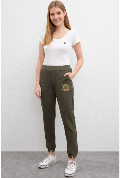 U.S. Polo Assn. Kadın Örme Pantolon 50206545-Vr111