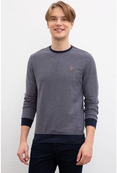 U.S. Polo Assn. Erkek Sweatshirt 50207506-Vr033