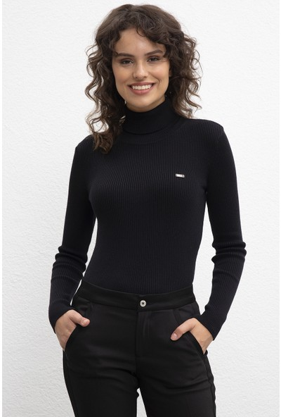 U.S. Polo Assn. Kadın Triko Kazak 50213203-Vr046