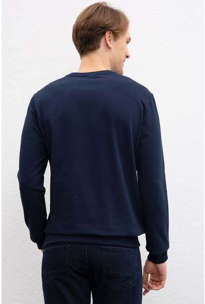 U.S. Polo Assn. Erkek Sweatshirt 50216301-Vr033