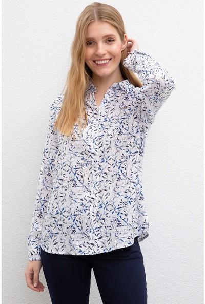U.S. Polo Assn. Kadın Dokuma Gömlek 50220133-Vr036