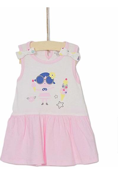Aziz Bebe Kız Bebek Elbise 52227