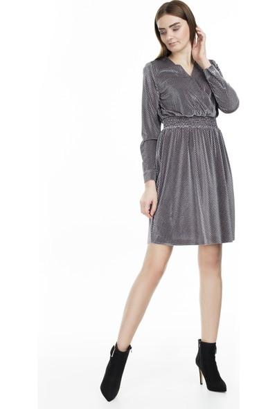 Via Dante Kruvaze Elbise Kadın Elbise 0231027Vd
