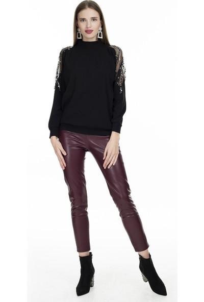 Lela Omuz Detaylı Bluz Kadın Bluz 51919228