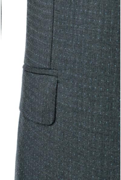 Centone Takım Elbise Yelekli Comfort Fit 19-0407