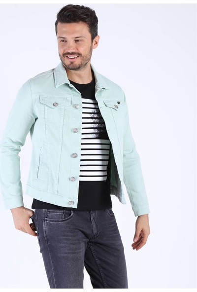 Twister Jeans Jack J38 Mint Denim Ceket
