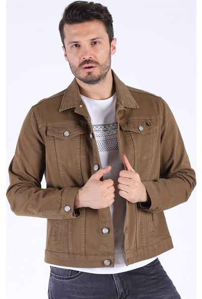 Twister Jeans Jack J38 Haki Denim Ceket