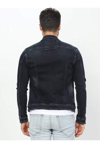 Twister Jeans Timex J05-25 Lacivert Denim Ceket