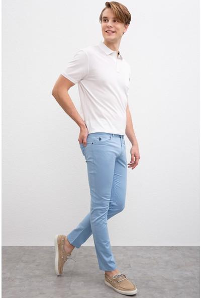 U.S. Polo Assn. Erkek Dokuma Spor Pantolon 50202959-Vr073