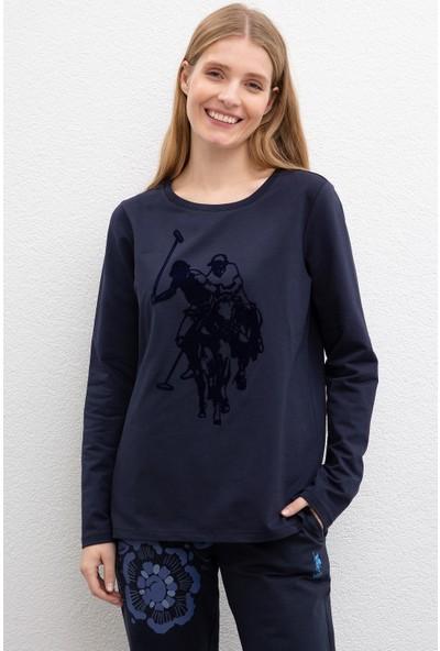 U.S. Polo Assn. Kadın Sweatshirt 50206531-Vr033