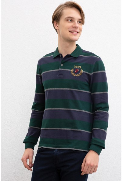 U.S. Polo Assn. Erkek Sweatshirt 50207477-Vr079