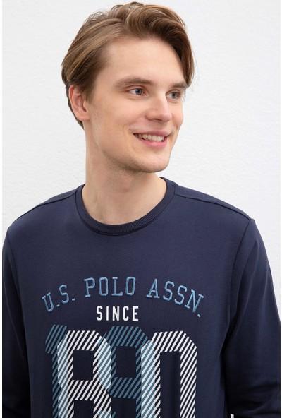U.S. Polo Assn. Erkek Sweatshirt 50207541-Vr033