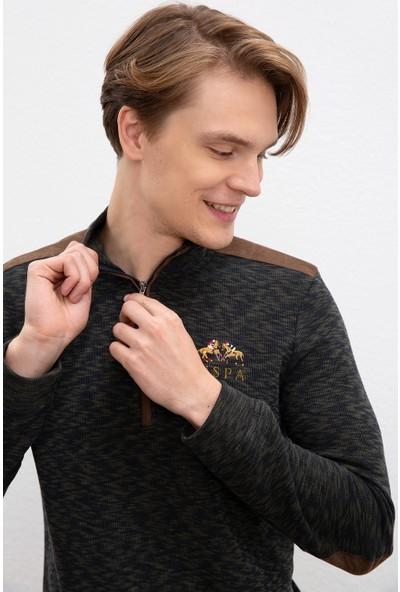 U.S. Polo Assn. Erkek Sweatshirt 50207602-Vr111