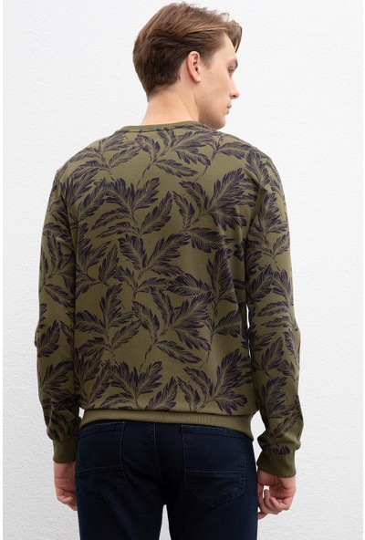 U.S. Polo Assn. Erkek Sweatshirt 50207604-Vr111