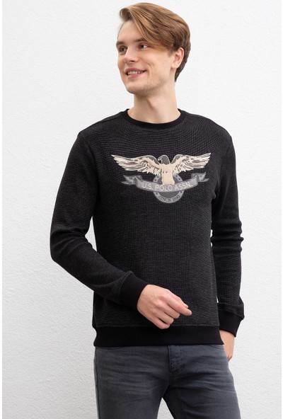 U.S. Polo Assn. Erkek Sweatshirt 50207608-Vr046