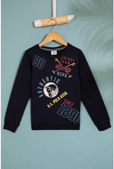 U.S. Polo Assn. Erkek Çocuk Sweatshirt 50207950-Vr033