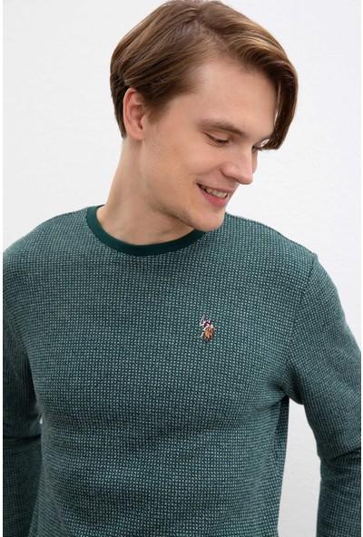 U.S. Polo Assn. Erkek Sweatshirt 50208652-Vr079