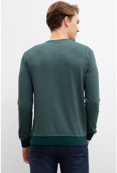 U.S. Polo Assn. Erkek Sweatshirt 50208653-Vr079