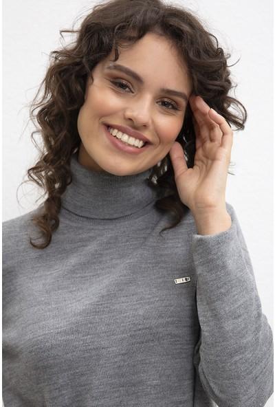 U.S. Polo Assn. Kadın Kazak 50209316-Vr086