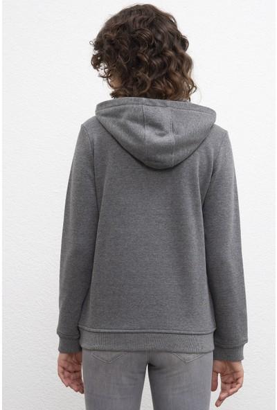 U.S. Polo Assn. Kadın Sweatshirt 50210044-Vr081