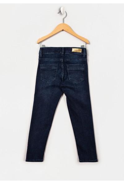 U.S. Polo Assn. Kız Çocuk Denim Pantolon 50215605-Dn0022