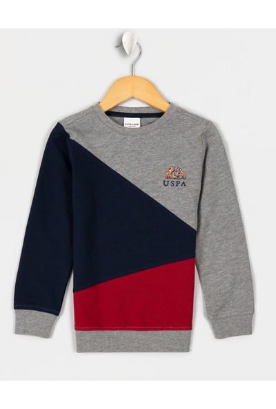 U.S. Polo Assn. Erkek Çocuk Sweatshirt 50215876-Vr086