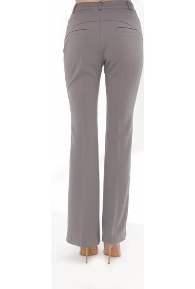 Kopça İspanyol Paça Kadın Pantolon 1000