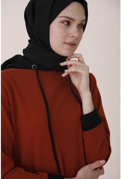 Sitare Scuba Kombinli Kadın Tunik 20K315