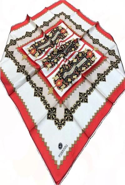 Vissona Tivil İpek Eşarp 16844-17-1