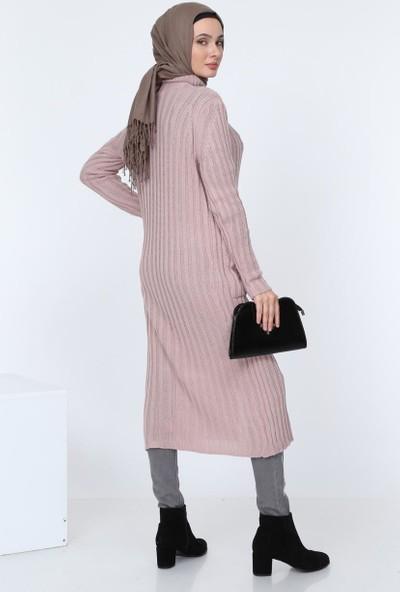 Deppoist Triko Kadın Elbise