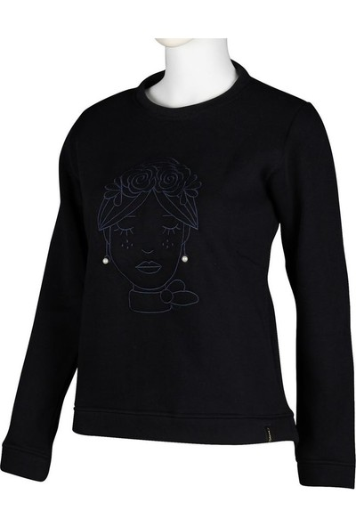 Duca Blanca 1615 Sweatshirtshirt Lacivert